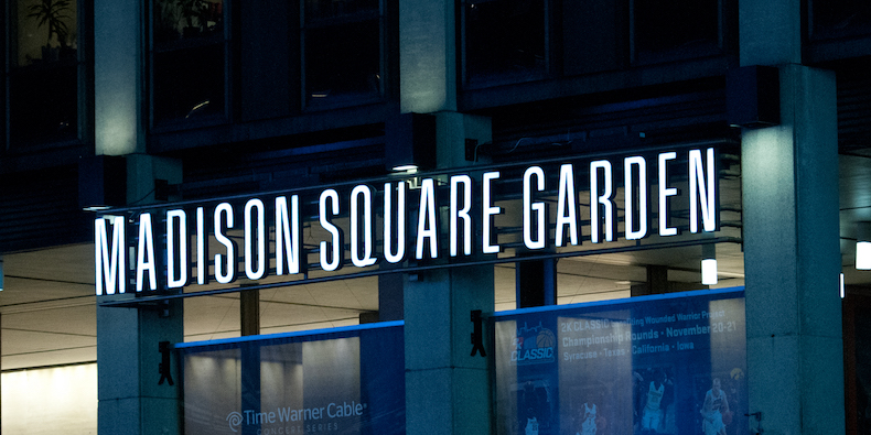Madison Square Garden Data Breach